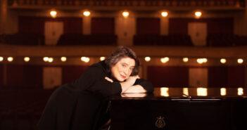 """Elisabeth Leonskaja și Horia Andreescu, în stagiunea Filarmonicii """"George Enescu"""""""